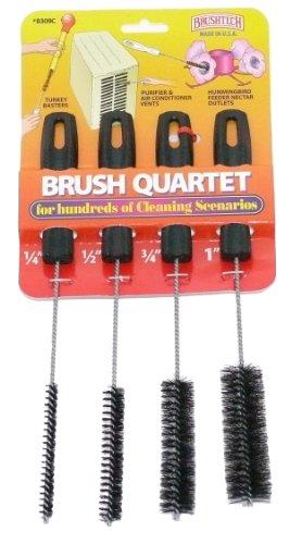 Brushtech Brush Quartet For Hundreds Of Cleaning Scenarios B309C