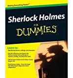 img - for Sherlock Holmes for Dummies [ SHERLOCK HOLMES FOR DUMMIES BY Doyle, Steven ( Author ) Mar-22-2010 book / textbook / text book