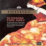 (Pack of 4) Twinings - Orange Blossom Earl Grey Tea 20 Bag