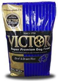 Victor Dog Food Select Beef Meal And Brown Rice, 20-Pound