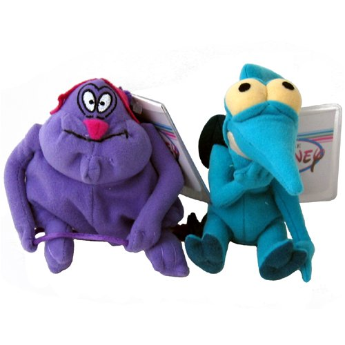 Hercules Pain And Panic - Disney Mini Bean Bag Plush