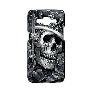 BLUEDIO Designer Printed Back case cover for Samsung Galaxy J2 (2016) - G0777