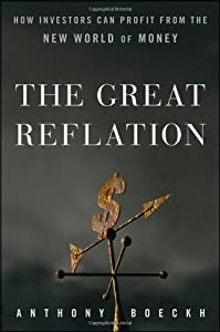 "Cover of ""The Great Reflation: How Invest..."