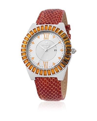 Reichenbach Reloj de cuarzo Woman Fedders Rojo 38 mm