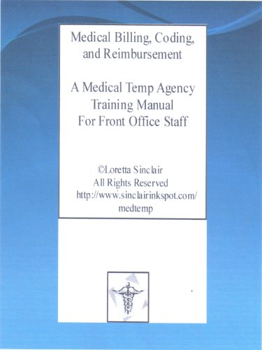 Medical Billing, Coding, and Reimbursement - Med Temp Training Pamphlet