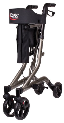 Carex Health Brands A230-00 Crosstour Rolling Walker