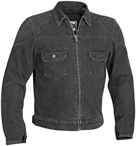 River Road Ironclad Denim Jacket - Medium/Black