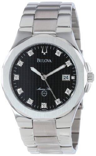 Bulova Men's 96D14 Marine Star Watch
