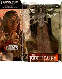 Tooth Fairy (Closed Mouth) Action Figure