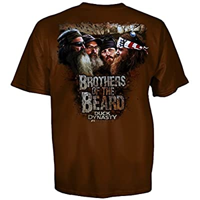 Duck Dynasty Brothers of the Beard T-Shirt