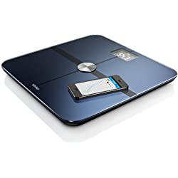 Withings Smart Body Analyzer - Báscula multifunción con wifi