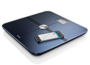 Withings Smart Body Analyzer Pèse-Personne Noir