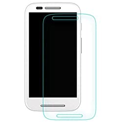 TEMPERED GLASS SCREEN PROTECTOR SCRATCH GUARD FOR MOTOROLA MOTO E