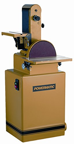 Powermatic-1791292K-Model-31A-6-Inch12-Inch-2-Horsepower-BeltDisc-Sander-230460-Volt-3-Phase