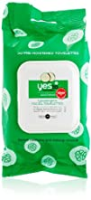 Yes To Cucumber Hypoallergenic Facial Towelettes 30 Count