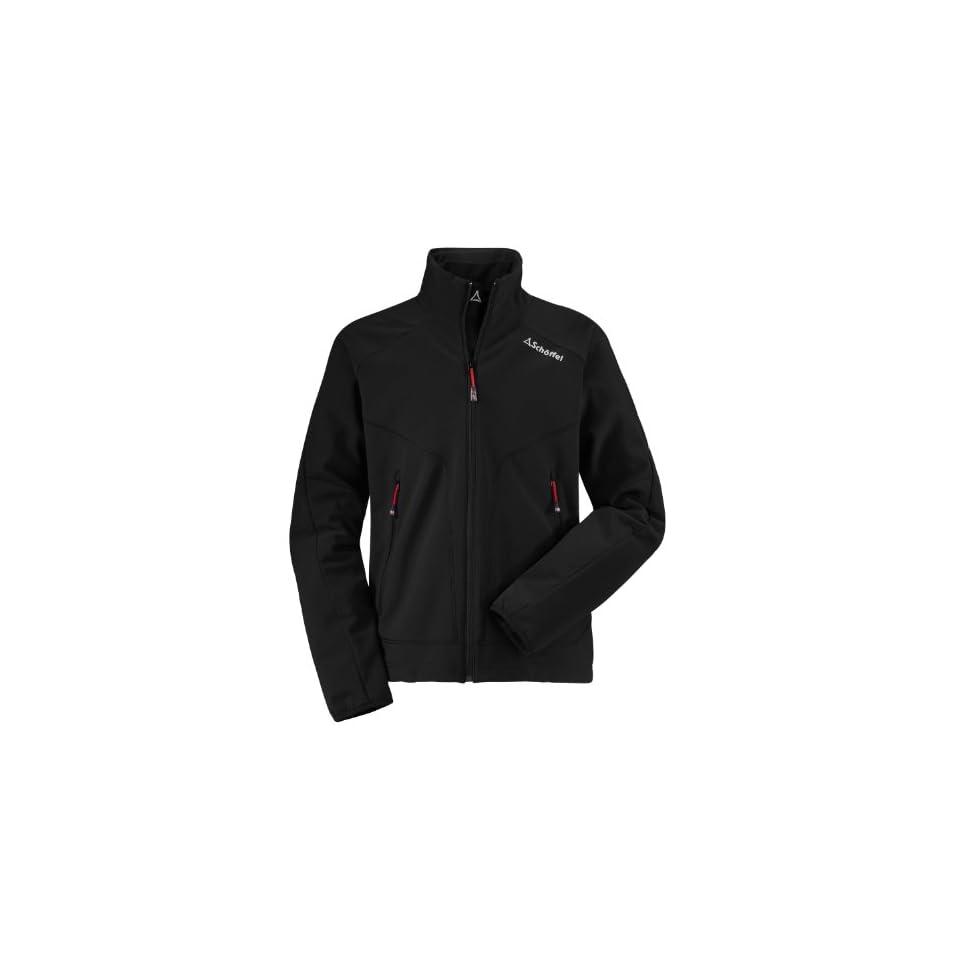 Rabatt Schöffel Softshell Jacket Trento Herren JackeBlack WH9I2ED