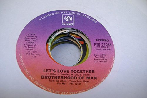 Brotherhood Of Man - Save Your Kisses for Me - Zortam Music