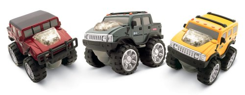 Little Tikes HUMMER Spark Racerz 3-Pack - Buy Little Tikes HUMMER Spark Racerz 3-Pack - Purchase Little Tikes HUMMER Spark Racerz 3-Pack (Little Tikes, Toys & Games,Categories,Play Vehicles,Trucks & SUV's)