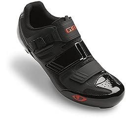 Giro Apeckx II Shoe - Men\'s Black/Bright Red 44