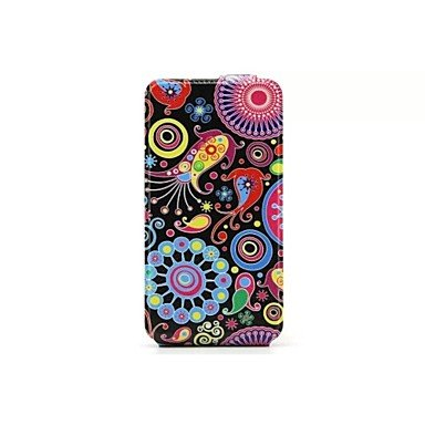 guoxian-colored-jellyfish-up-and-down-open-pu-leather-full-body-case-with-stand-and-card-slot-for-hu