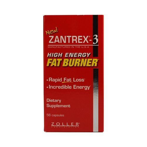 Zantrex-3 haute énergie extrême Fat Burner