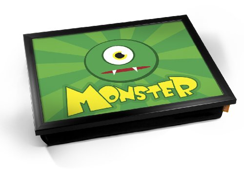Green Monster Kids Children Cushion