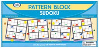 Cheap Didax Educational Resources Pattern Block Sudoku (B001CD6404)
