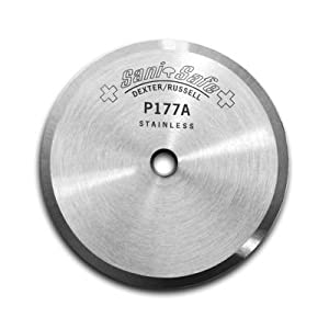 "Dexter Russell P17 4"" Blade for P177A Sani-Safe Pizza Cutter"