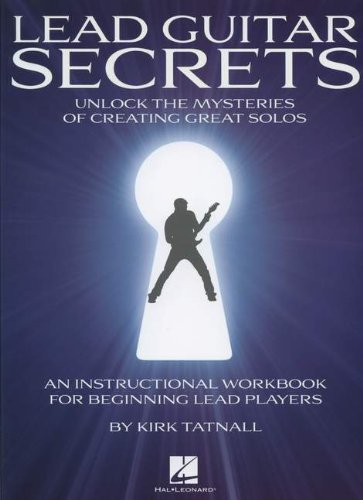 Lead Guitar Secrets Short-Cuts To Playing Great Solos (Book/CD)
