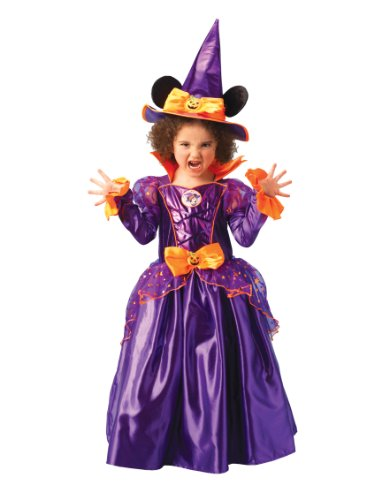 Rubies Minnie Mouse Witch - 5-6 years