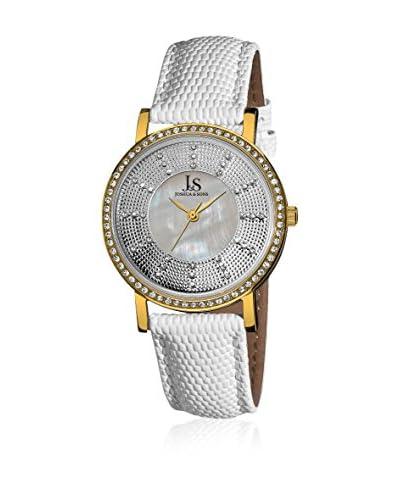 Joshua & Sons Reloj con movimiento cuarzo suizo Woman  35 mm