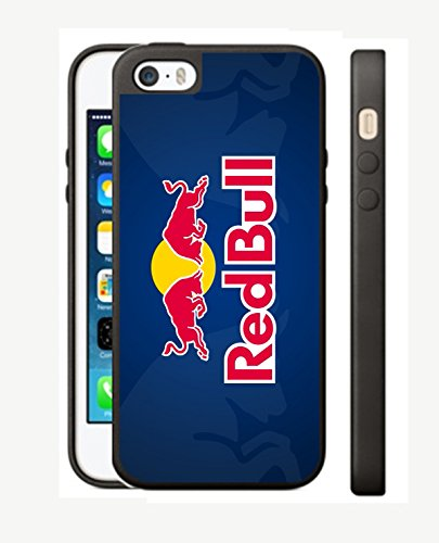 Case Cover Silicone Samsung S5 RB2 Protection Design Red Bull energy Drink