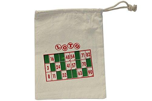 Sac de tirage loto / bingo