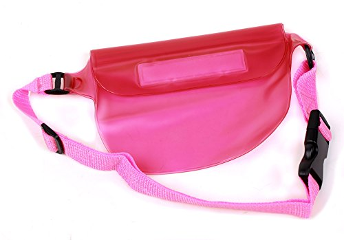 duragadget-all-purpose-pink-waterproof-waist-bag-fanny-pack-for-the-polaroid-cube-c3-sony-hdr-as100v