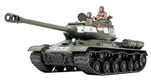 Tamiya Models Russian Heavy Tank JS-2 Model Kit (1 35 Russian Tank compare prices)
