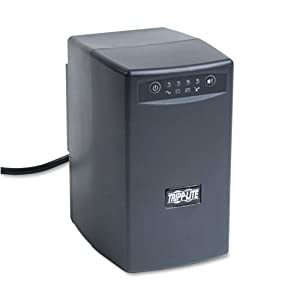 Tripp Lite VS Series AVR UPS System, 6 Outlet 550 Volt-Amps w Tel/DSL Protection USB Port