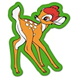 Bambi Disney vynil car sticker 4 x 5
