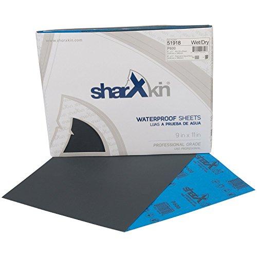 Wet Dry Abrasive Sandpaper Sheets 9