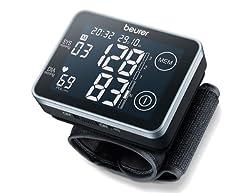 Beurer Wrist Blood Pressure Monitor BC-58 Touchscreen