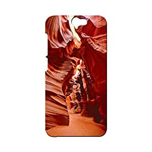 BLUEDIO Designer Printed Back case cover for HTC One A9 - G7171