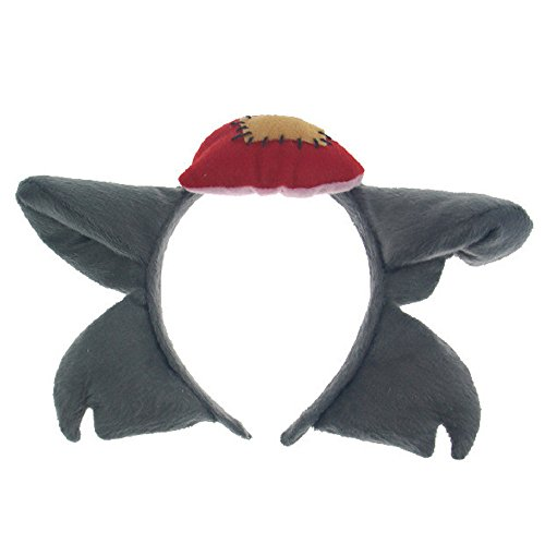 Skue Cartoon Headband Wolf Hair hoop Band ()