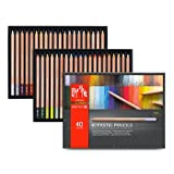 Caran D'ache Set of 40 Pastel Pencils (788.340) (Color: Set Of 40, Tamaño: One Size)