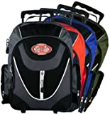 17 inch Urban Sport Rolling Wheeled Child School Book Bag Backpack Daypack Picture