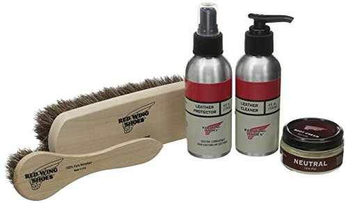 Smooth Red Wing Finished Leather Care Kit