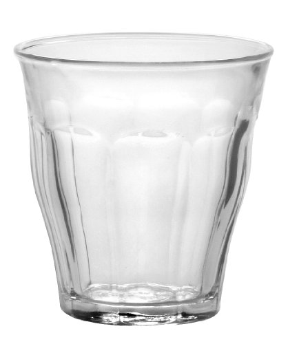 Duralex-Picardie-Clear-Tumbler-130-ml-4-58-oz-Set-Of-6