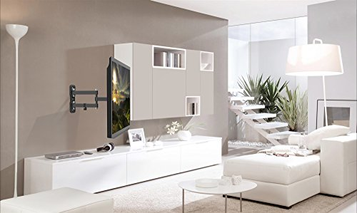 GForce GF-P1124-978 Full Motion Swivel Articulating & Tilt TV Wall Mount Bracket For 23 to 42 inch Televisions (Wall Mounted Tv Brackets compare prices)