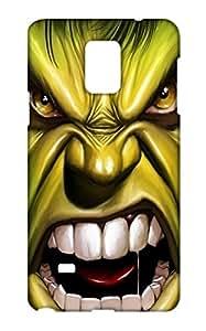 Samsung Galaxy Note 4 Back Cover - Printed Designer Cover - Hard Case - SGN4ZUPKSUPMSCB0122