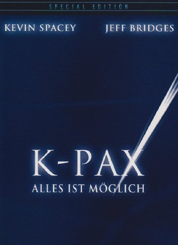 K-Pax/Doppel-Dvd,Spec.Edition [Import allemand]