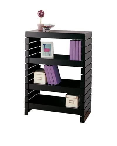Neu Home Devine 3-Tier Shelf, Black As You See