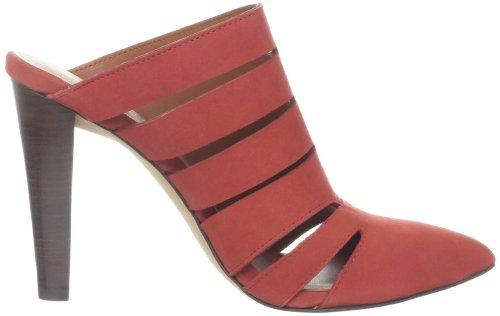 Rebecca Minkoff 瑞贝卡·明可弗 Dasa Mule 女士高跟鞋美国亚马逊